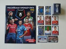 2019 2020 Russian Football Premier League PANINI choose album + set, album, pack
