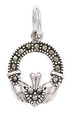 Marcasite Religious Fine Necklaces & Pendants