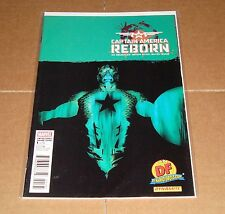 Captain America Reborn #1 Alex Ross Dynamic Forces DF Variant Edition w/COA