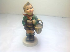 M.I. Hummel Figurine Goebel W Germany Collectible! Village Boy!