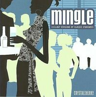 Mingle:Chillout Versions of Classic by The Crystal Method (CD) W or W/O CASE