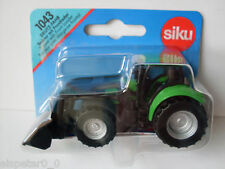 Deutz-Fahr m. front loader , Siku Super , Art. 1043, Neuoriginal packaging