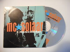 Mc SOLAAR : OBSOLETE [ CD SINGLE RTL PORT GRATUIT ]