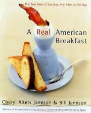 USED (GD) A Real American Breakfast: The Best Meal of the Day, Any Time of the D