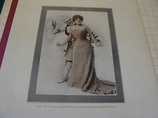 J.L. TAYLOR & COMPANY aprox 22 x 15 ad page w/ LAURA NELSON HALL Modern Morality