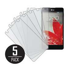 MPERO Collection 5 Pack of Matte Anti-Glare Screen Protectors for LG Optimus G