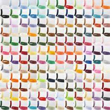 Best Quality Plain Bias Binding 144 Shades 20mm Wide Per Metre - Free UK Post
