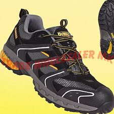 DeWalt Cutter Black/Grey SB Work Safety Trainer Shoe uk size 6-11 & 12