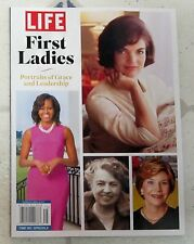 FIRST LADIES Portraits Of GRACE Leadership LIFE SPEICAL Edition RARE PICS 96 Pgs