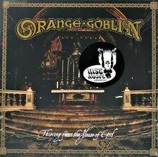 ORANGE GOBLIN - THIEVING FROM THE HOSE OF GOD LP GOLD VINYL  NEW   NOT SEALED