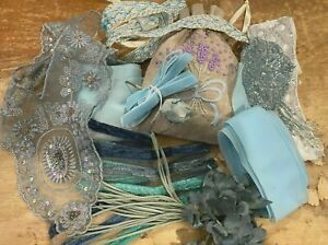 Assorted Pieces As Sample De Blues  #4 Box n' Treasures One of a Kind