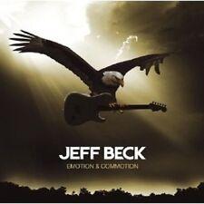 """JEFF BECK """"EMOTION & COMMOTION"""" CD ROCK NEU"""