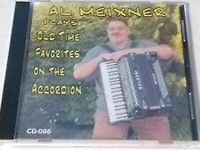 Al Meixner Old Time Favorites Polka CD