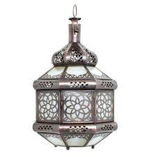 Orientalische Lampe Marokkanische Hängeleuchte Orient Deckenleuchte GHTH_W