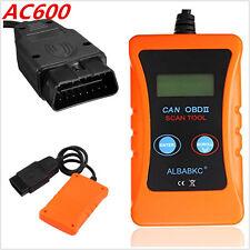 Car Diagnostic Scanner CANOBDII Tester ELM327 Fault Diagnostic Code Reader AC600
