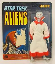 Vtg Original MEGO 1976 Star Trek Aliens THE KEEPER MOC MOSC 2nd Series 14 Back