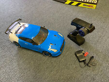 Exceed RC 1/10 2.4Ghz DriftStar RTR RC Drift Car Blue w/ LED Lights - USED