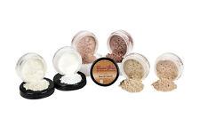 XXL KIT w/BRUSH & CASE Mineral Makeup Set Bare Face Matte Powder Foundation
