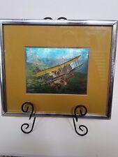 """""""S.E.5A 1917-1918"""" Framed Art"""