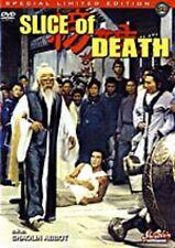 Slice of Death  - Hong Kong RARE Kung Fu Martial Arts Action movie - NEW DVD