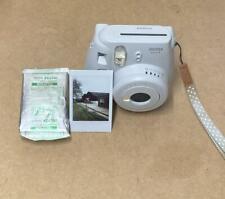 Fujifilm Instax Mini 9 Fotocamera-Smoky White