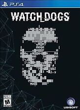 Watch Dogs -- Limited Edition (Sony PlayStation 4, 2014)