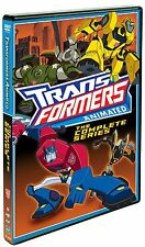 Transformers Animated Complete Series DVD Set Collection TV Show Seasons Lot Box