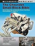"Chevrolet Small-Block Bible ""New, We Ship All Books In Boxes"""