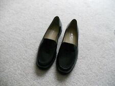 Adrienne Vittadini shoes black patent flats 5M