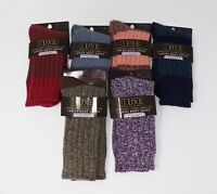 NWT Ovation Zocks Socks Ladies Size 9-11 5 pair package