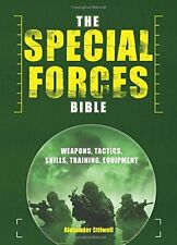 SPECIAL FORCES BIBLE Survival  Prepper Bug Out Bag Bunker Kit Prepper Storm