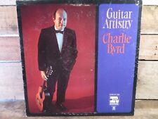 CHARLIE BYRD Guitar Artistry LP Record Album Vinyl