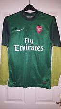 Homme Football Shirt-Arsenal-Nike-gardien de but 2012-2013 - Fly Emirates-S