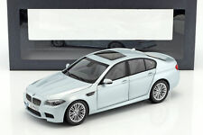 BMW M5 V8 BiTurbo F10 Coupe Silverstone II 1:18 Paragon Models