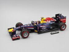 Minichamps 1:18 INFINITI RED BULL  MARK WEBBER LAST F1 RACE BRAZIL GP 2013