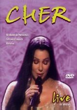 Cher – Live In Vegas  dvd sealed