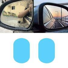 2x Auto Auto Anti-Fog Regenschutz Rückspiegel Schutzfolie Zubehör N5Q0