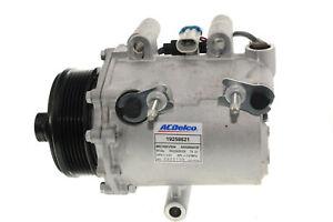 A/C Compressor ACDelco GM Original Equipment fits 2007 Buick Rendezvous 3.5L-V6