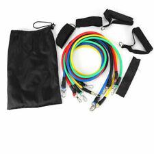 11Pcs Pull Rope Fitness Set Muscle Training Band Gym Resistance Elastic Yoga