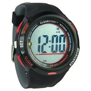 Ronstan RF4055A ClearStart™ 50mm Sailing Watch - Black/Grey