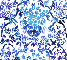 Designers Guild Fabric soft tumbled Linen Cellini cobalt FDG2689/02