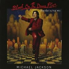 Michael Jackson   CD   Blood on the dancefloor-History in the mix