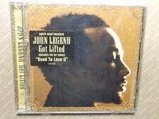 JOHN LEGEND  -  GET LIFTED  -  CD 2004  NUOVO E SIGILLATO