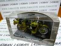 MG22 : MOTO 1/24 STARLINE  MOTO GUZZI : SUPERALCE bi-place