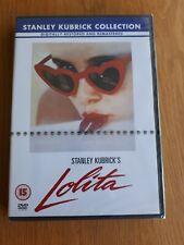 Lolita DVD (2001) STANLEY KUBRICK COLLECTION DIGITALLY RESTORED *New & Sealed*