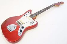 Fender Japan JG-66 JAGUAR Candy Apple Red 1994 T Serial JG66