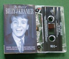Billy J Kramer Best Of inc Do You Want To Know A Secret + Cassette Tape - TESTED