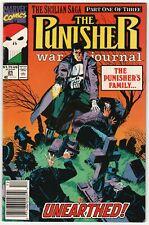 Punisher War Journal #25 (Marvel, 1990) FN/VF