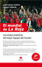 FIFA WORLD CUP 2010 Spain Champion EL MUNDIAL de LA ROJA Book.