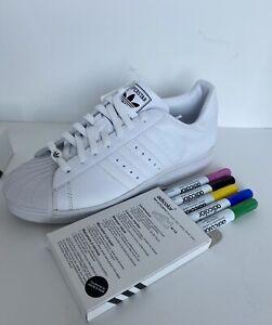 Adidas Superstar 35th Anniversary Superstar  Adicolor US 9.5 (6 Lacquer Pens)